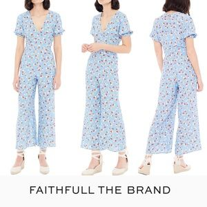 NWT Faithful the Brand jumpsuit